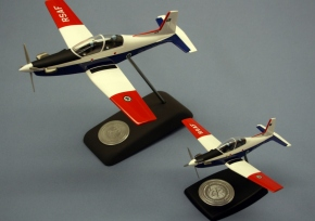 Pilatus PC9 in RSAF Livery - 1:48 and 1:72 scale- BAE Systems