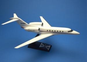 Cessna Citation X - 1000 made for Teaser Mailer - Lea Design