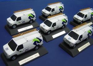 Samoatel Vans - 1 of 100 made - Samoatel
