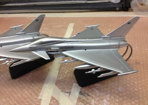 1:48th Scale Eurofighter Typhoon - BAE Systems