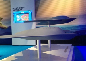 FCAS UAV in the BAE Pavilion.jpg