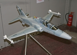 1:8 scale RSAF Low Vis Hawk - BAE Systems