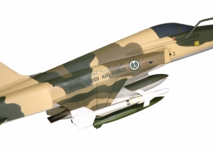 1:4 scale F5e Tigershark - RSAF Livery - BAE Systems