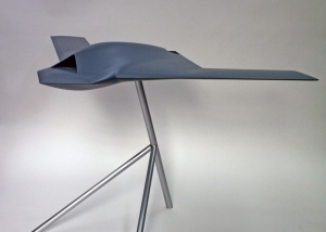 FCAS UAV Exhibition Model - BAE Systems