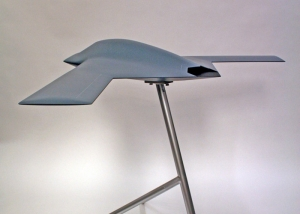 FCAS UAV Exhibition Model - BAE Systems