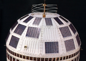 Telstar Satellite Model - Science Museum, London