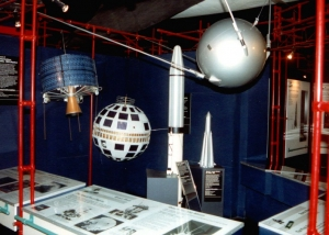 Science Museum Satellites - Science Museum, London