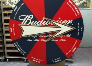Budweiser Wheel of Truth