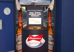 Budweiser World Cup Promotion